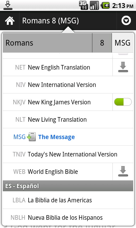 holy bible contemporary english version download