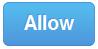 Twitter Allow button