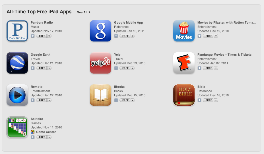 The Bible App: An iTunes All-Time Top 10 - YouVersion