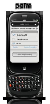 palm webOS Reading Plan