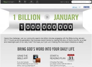 1 Billion Minutes