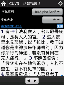 BlackBerry in Chinese 01
