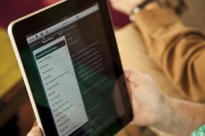 The Bible App™ on iPad