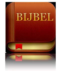 De Bijbel App icoon in het Nederlands
