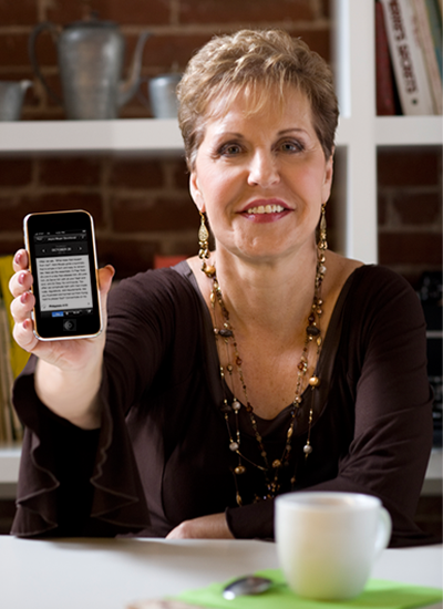 Joyce Meyer With The Bible App Youversion