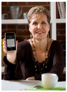 Joyce Meyer and the Bible App™