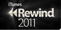 iTunes Rewind 2011 Button