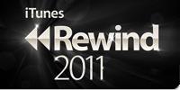 iTunes Rewind 2011 Button