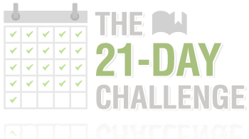 YouVersion's 21-Day Challenge