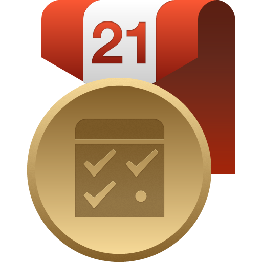 YouVersion's 21-Day Challenge Badge