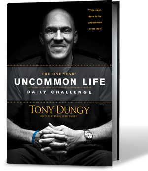 Tony Dungy's One Year© Uncommon Life Daily Challenge and the Bible App™