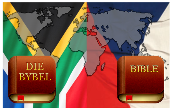 The Bible App™ now in Afrikaans and Czech