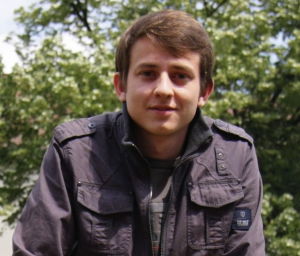 Czech Language Volunteer Radek C.