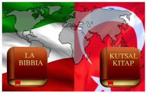 The Bible App™ now in Italian and Turkish