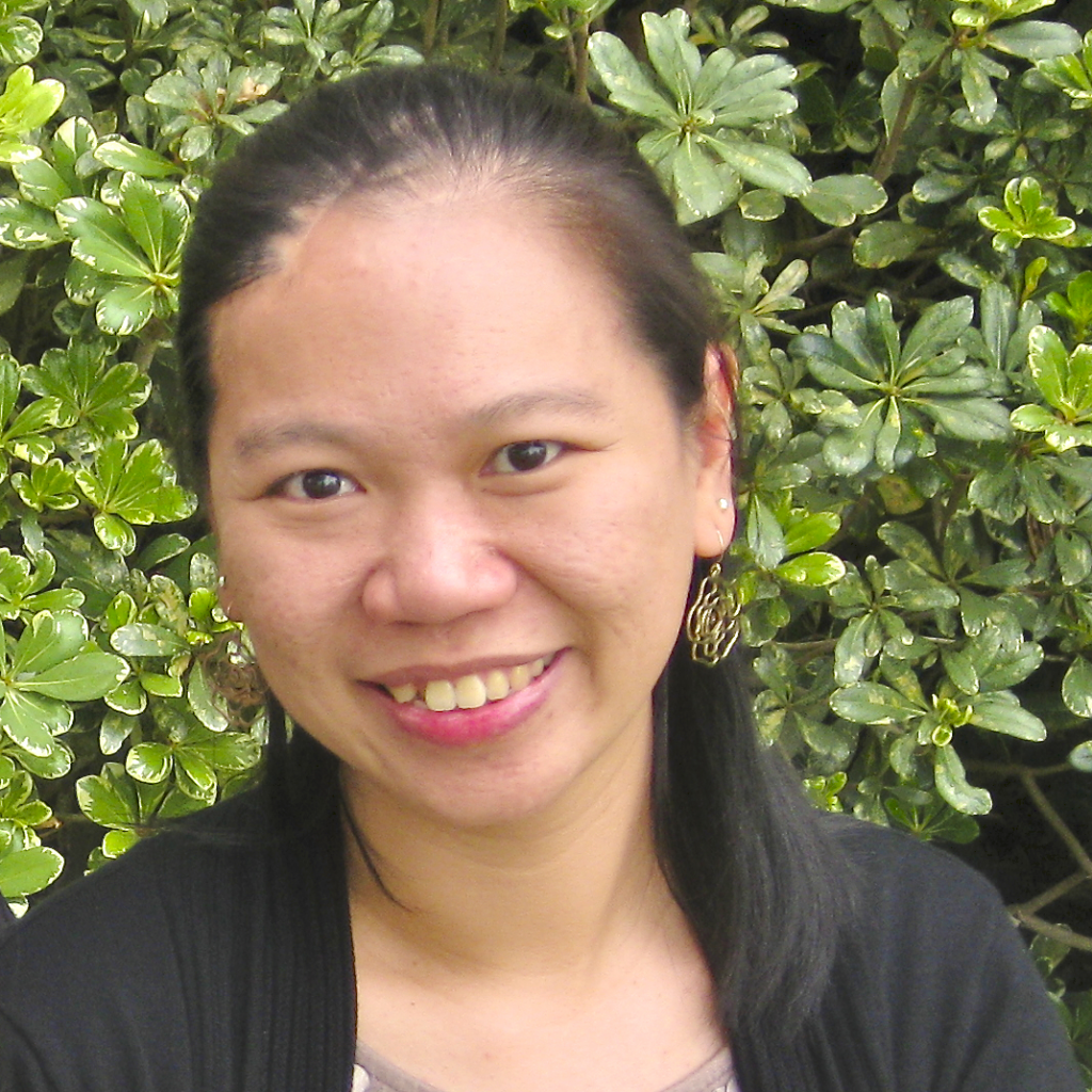 YouVersion Indonesian language volunteer Helen G.