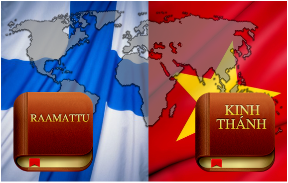 The Bible App™ now in Finnish and Vietnamese