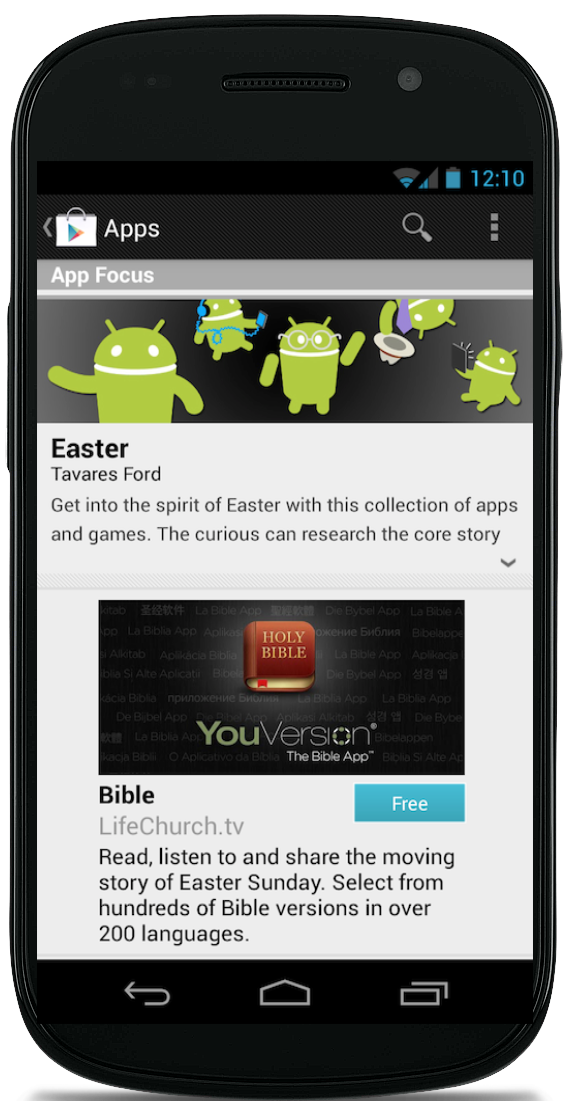 You bible app for android - FOREX Trading