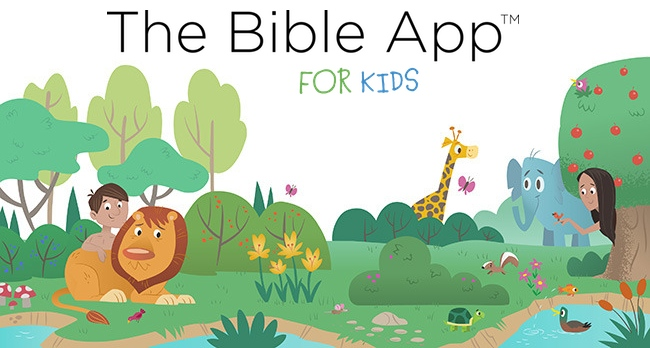 The Bible App for Kids Surpasses One Million Installs in First Week