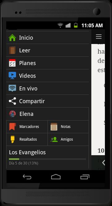¿Cómo Funciona la Biblia App 5?
