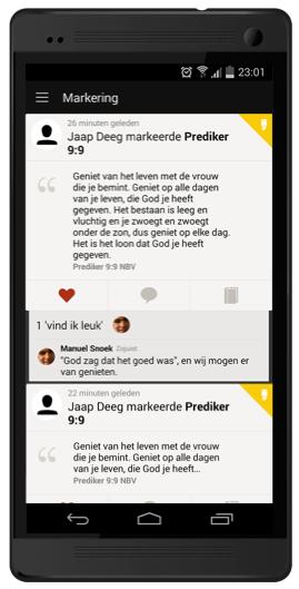 Waarom vriendschappen in de Bijbel App 5 anders zijn