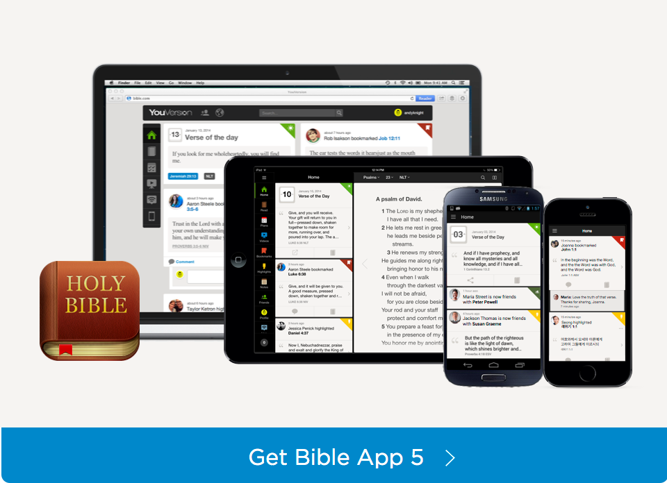 Bible App 5