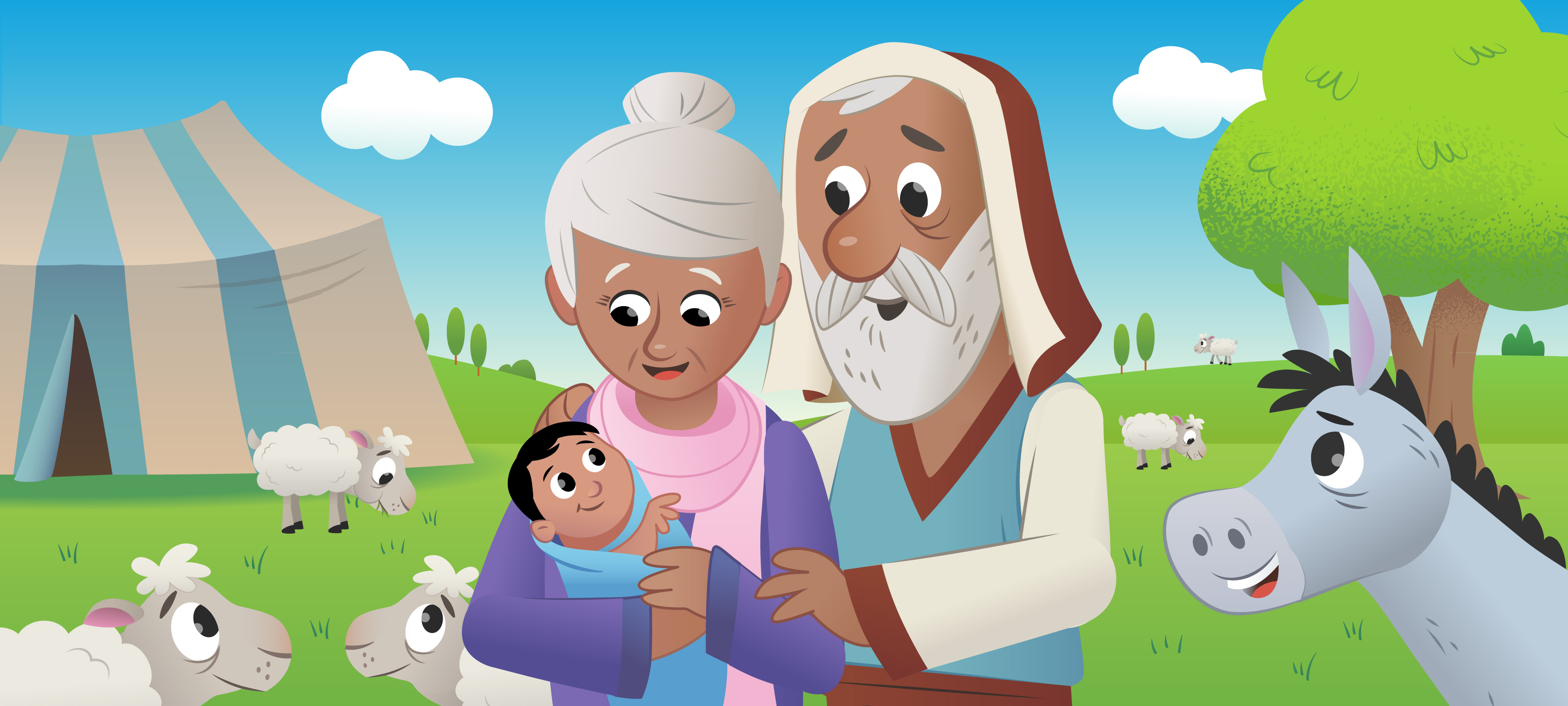 Two New Stories and a New Collectible Set for Kids - YouVersion