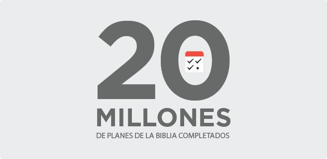 20 millones… ¡y acabas de empezar!