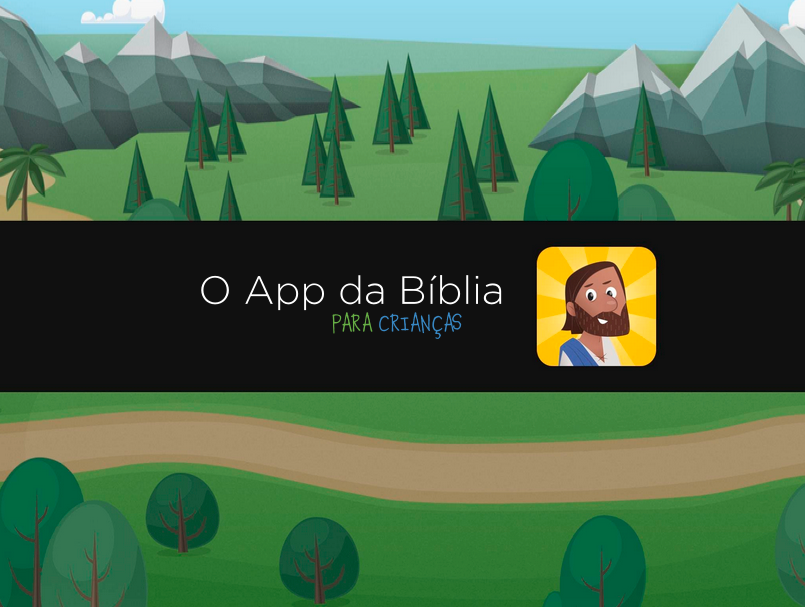 The Bible App for Kids now speaks Brazilian Portuguese