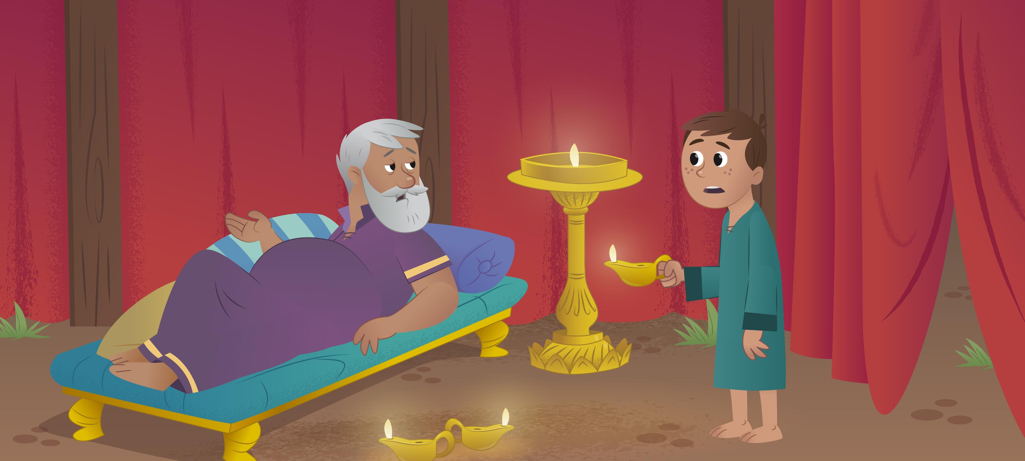 Una Voz En La Noche La Historia De Samuel Llega A La Biblia App