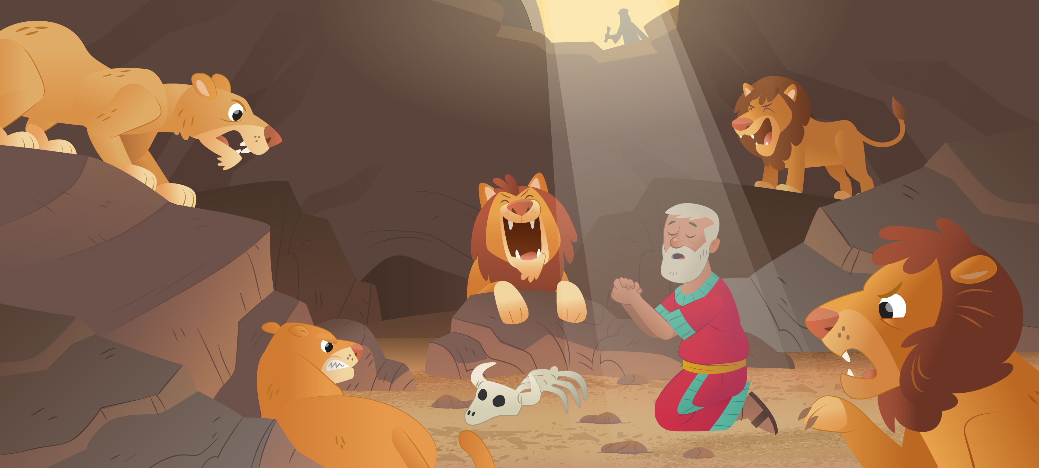 new bible app for kids story daniel in the lions u0027 den u201ca roaring