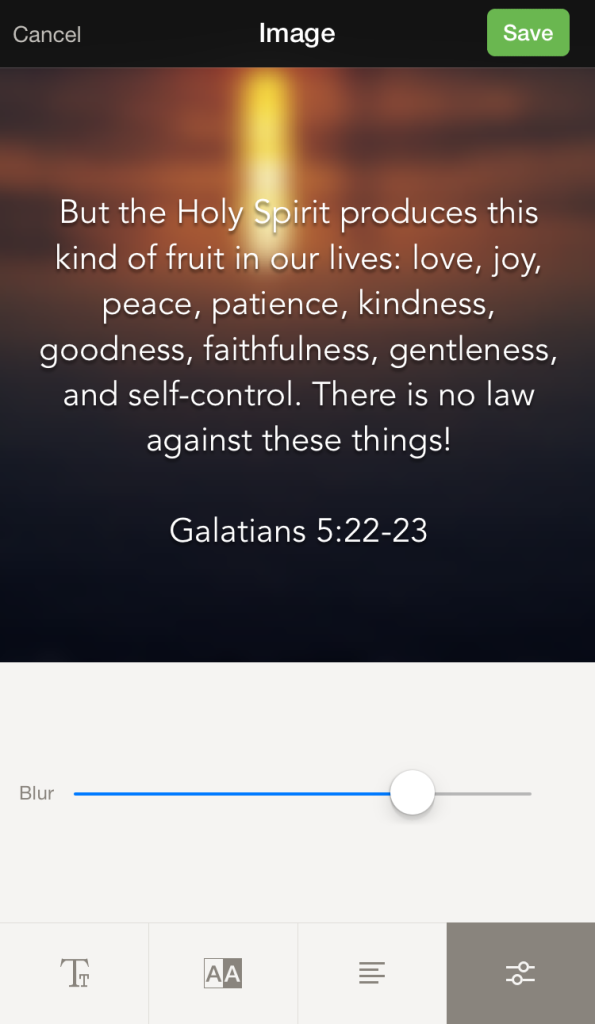 Now Available: Choose Your Own Photos for Verse Images