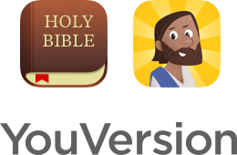 Logo Group (Bible App, Bible App for Kids, YouVersion)