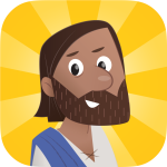 App da Bíblia para Crianças: Jesus