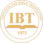 Institute for Bible Translation