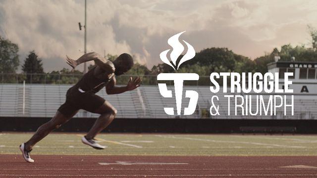 struggle-triumph
