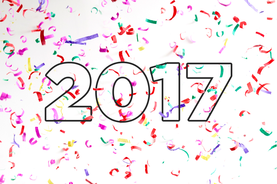 帶著新的讀經習慣邁入你的2017年。