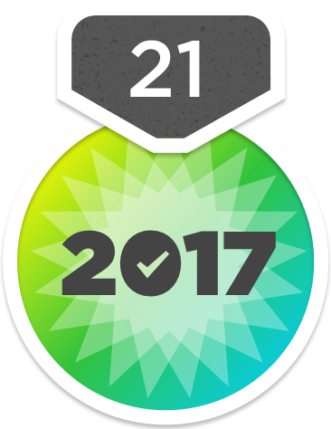 21-Day Challenge Badge