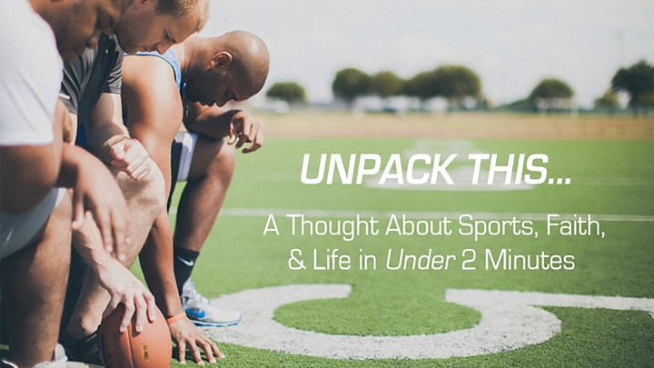 UNPACK This…Inspiring Stories from the NFL's Biggest Stage