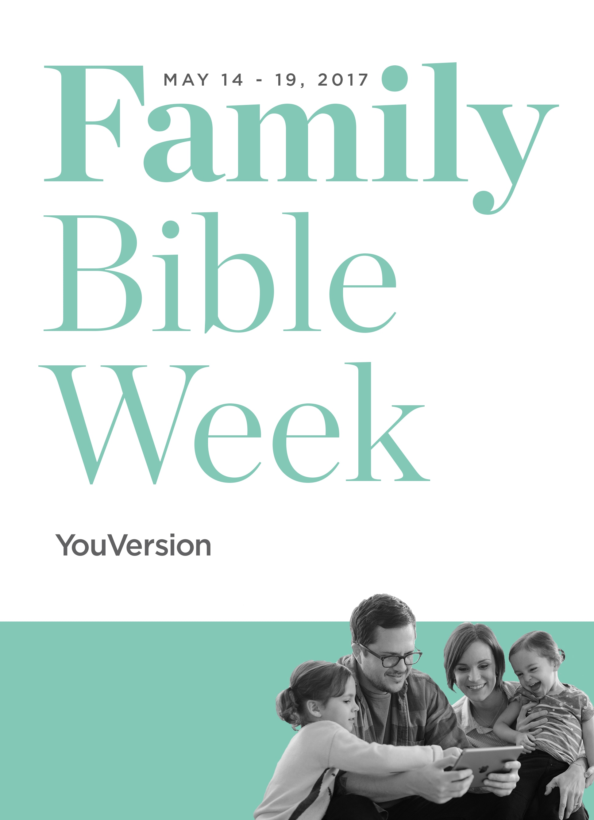 Family Bible Week 2017 Family Storytime