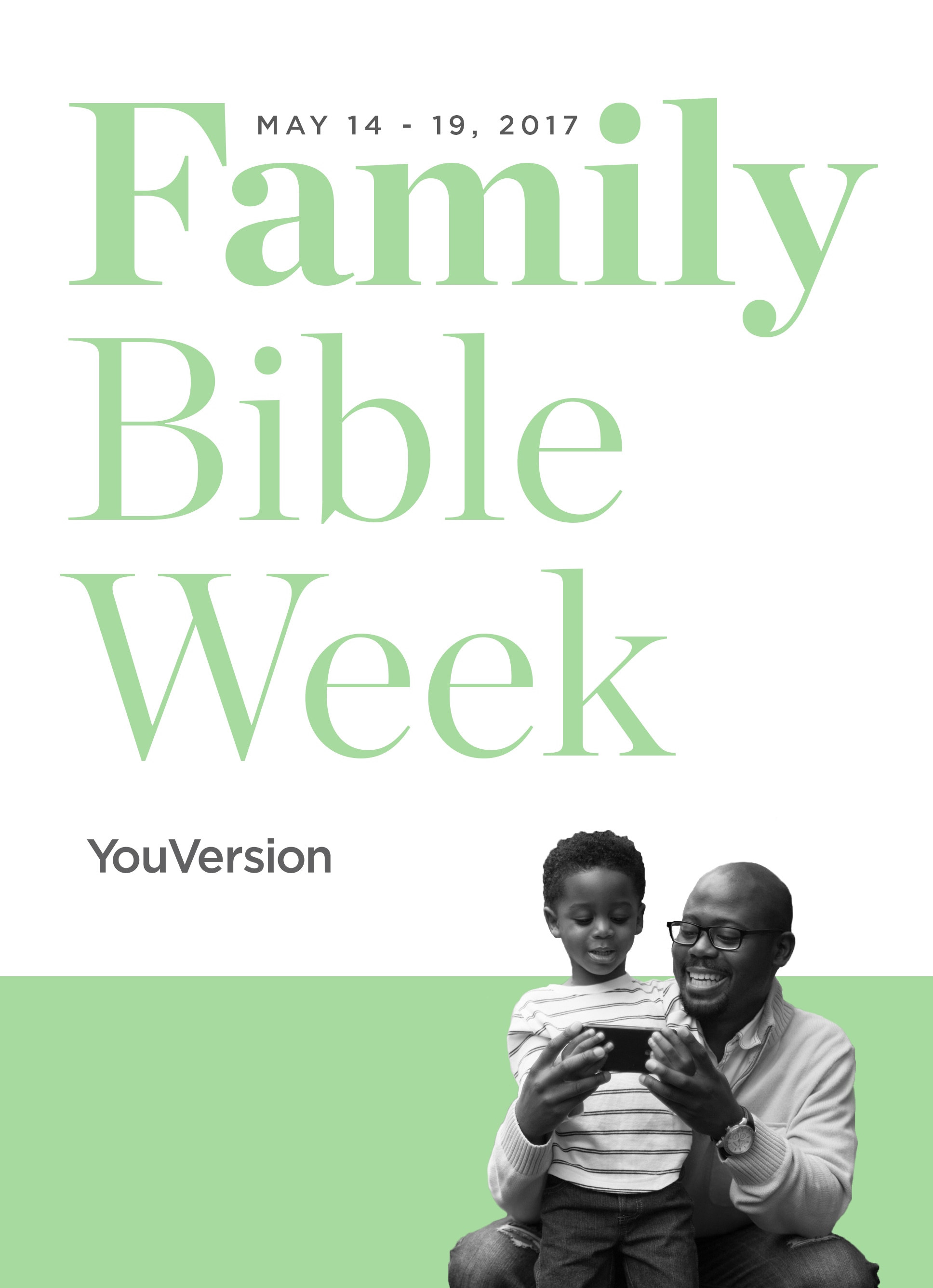 Family Bible Week 2017 Watch Bible Videos