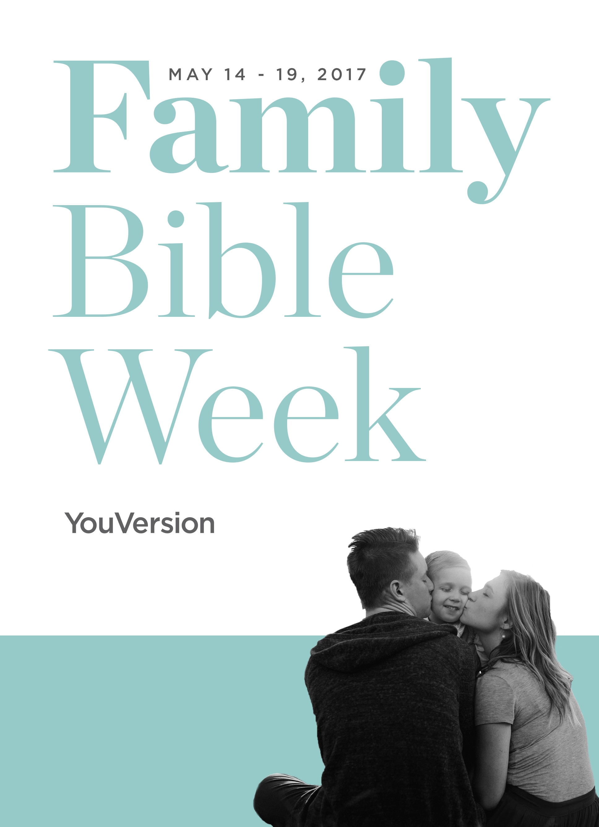 Family Bible Week Starts Soon