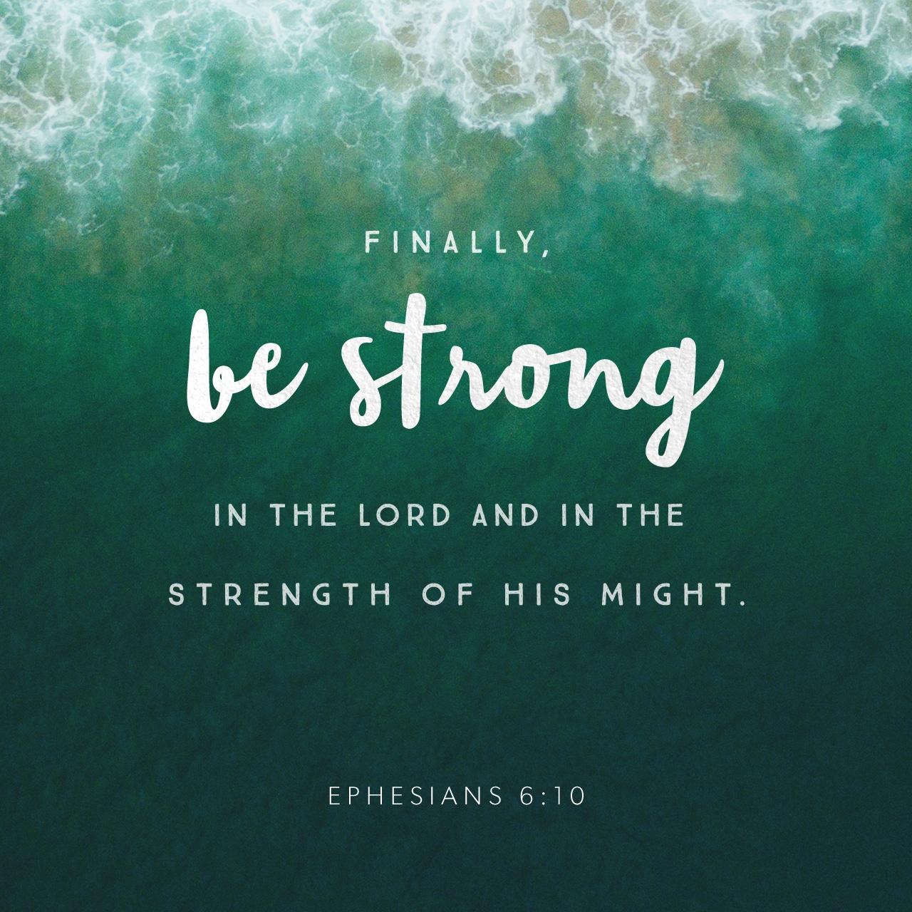 Ephesians 6:10–11