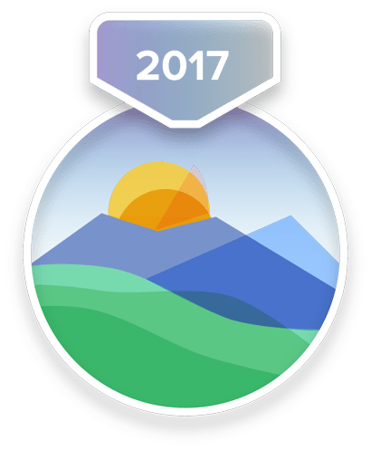 Half-Year Challenge Badge